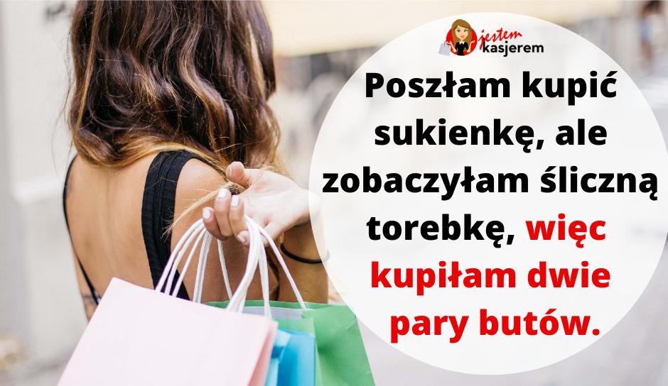 atrybut alt kobiety na zakupach